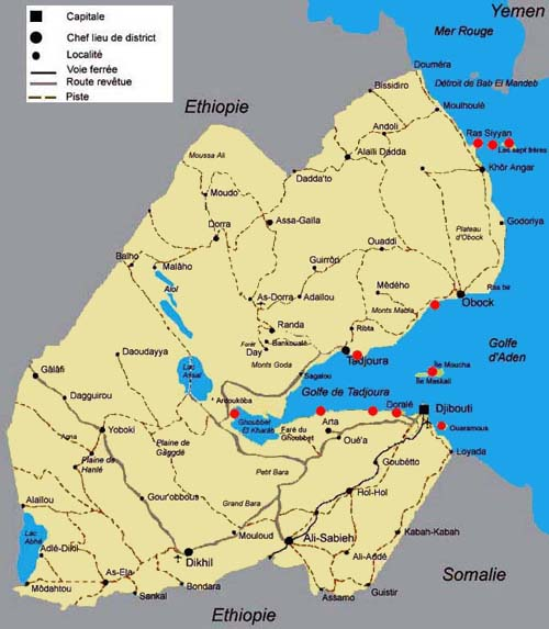 Carte djibouti 20 20copie
